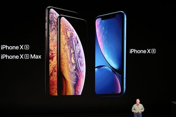 iPhone Xr, iPhoneXs và Xs Max ra mắt với giá 749 USD, 999 USD và 1099 USD