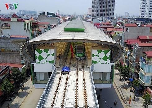 Chính thức kiểm toán dự án đường sắt đô thị Cát Linh - Hà Đông
