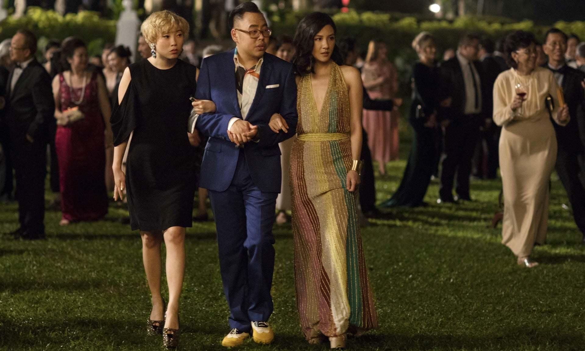 Có gì trong phim 'Con nhà siêu giàu châu Á' trị giá 700 tỷ?