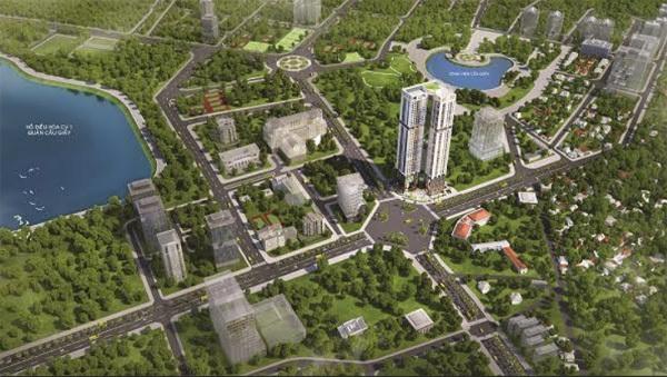 Mở bán dự án trung tâm Cầu Giấy Golden Park Tower