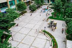 Roman Plaza hút khách nhờ sở hữu 'lộ - thị - giang'