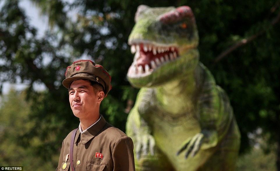 Điều thú vị trong bảo tàng mới của Triều Tiên