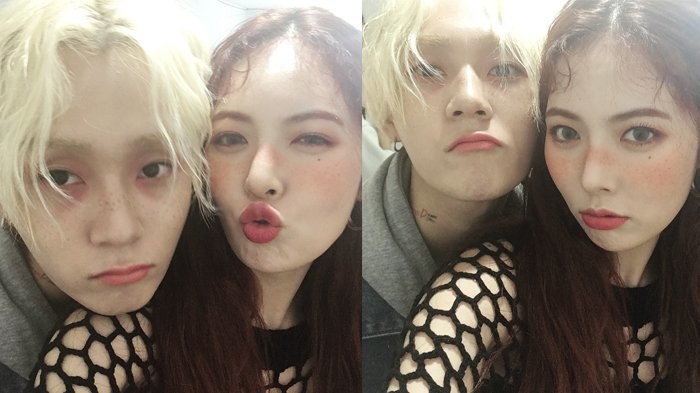 HyunA và bạn trai bị đuổi vì qua mặt công ty công khai hẹn hò