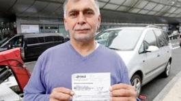 Choáng nặng: Đỗ xe sân bay hơn 30 phút mất 3,2 triệu đồng