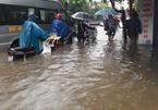 Bão số 5 suy yếu thành áp thấp, Hà Nội cuối tuần mưa to