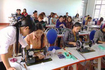 Đào tạo nghề - 'Chìa khóa' giảm nghèo bền vững
