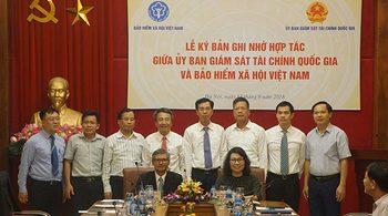 Hợp tác nâng cao hiệu quả hoạt động đầu tư quỹ BHXH