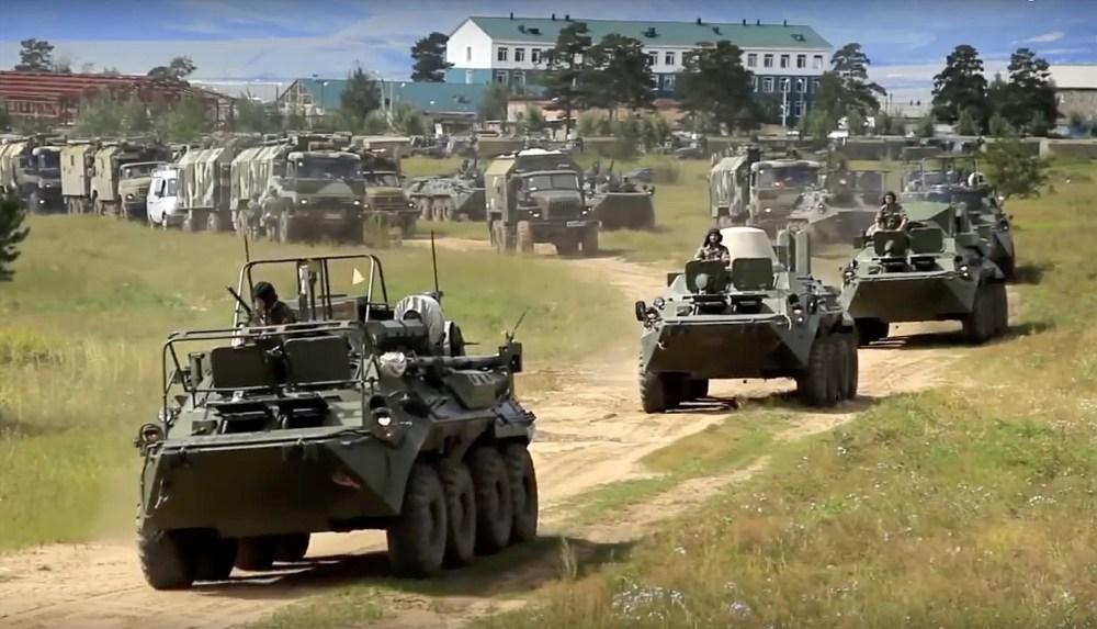 Tập trận quân sự,Phương Đông 2018,Nước Nga,Tổng thống Putin