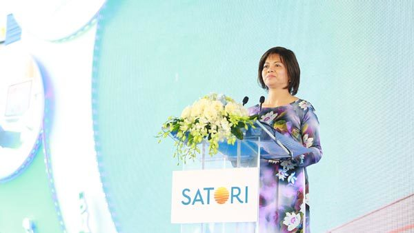 Khánh thành nhà máy sản xuất nước uống tinh khiết Satori