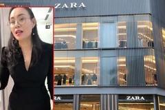 Người phụ nữ giận dữ khi bị kiểm tra túi xách vì cửa từ kêu, đại diện Zara Hà Nội lên tiếng