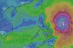 Cách cập nhật tình hình siêu bão Mangkhut trên máy tính và smartphone