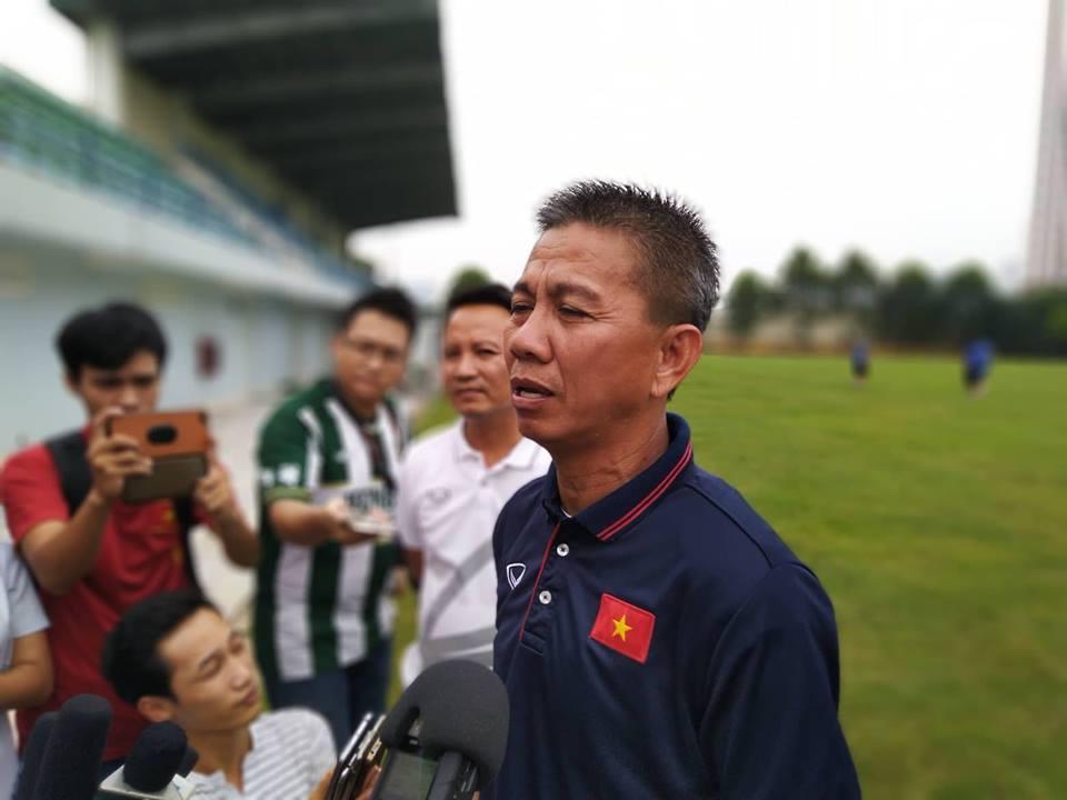 HLV Hoàng Anh Tuấn: 'U19 Việt Nam không bằng lứa Quang Hải, vẫn mơ World Cup'