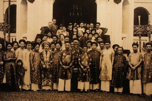Đám cưới linh đình ở dinh Tổng đốc của giai nhân Thái Bình