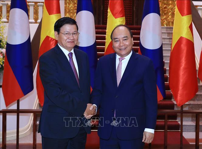 Thủ tướng Nguyễn Xuân Phúc,Nguyễn Xuân Phúc,Việt-Lào,Việt Nam-Campuchia