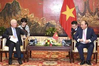 WEF ASEAN 2018 tại Việt Nam là hội nghị khu vực thành công nhất