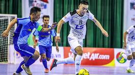 Giải VĐQG Futsal HDBank: ĐKVĐ Thái Sơn Nam thất thủ!