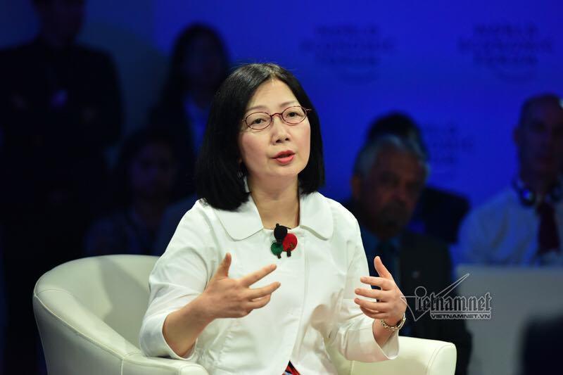 WEF,diễn đàn kinh tế thế giới,ASEAN,cách mạng 4.0,sách giáo khoa,Phó Thủ tướng,Vũ Đức Đam
