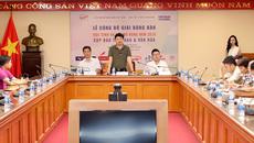 Hơn 200 tài năng nhí dự giải bóng bàn học sinh Hà Nội mở rộng