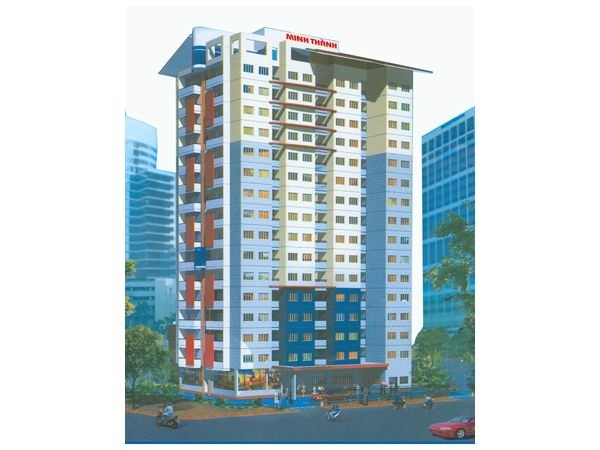 Đại gia bị phạt 150.000 đồng vì xây chung cư vượt tầng
