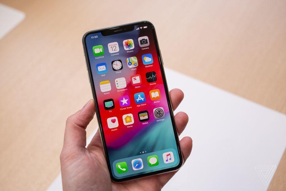Giá iPhone Xs Max có giá lên tới 1.449 USD