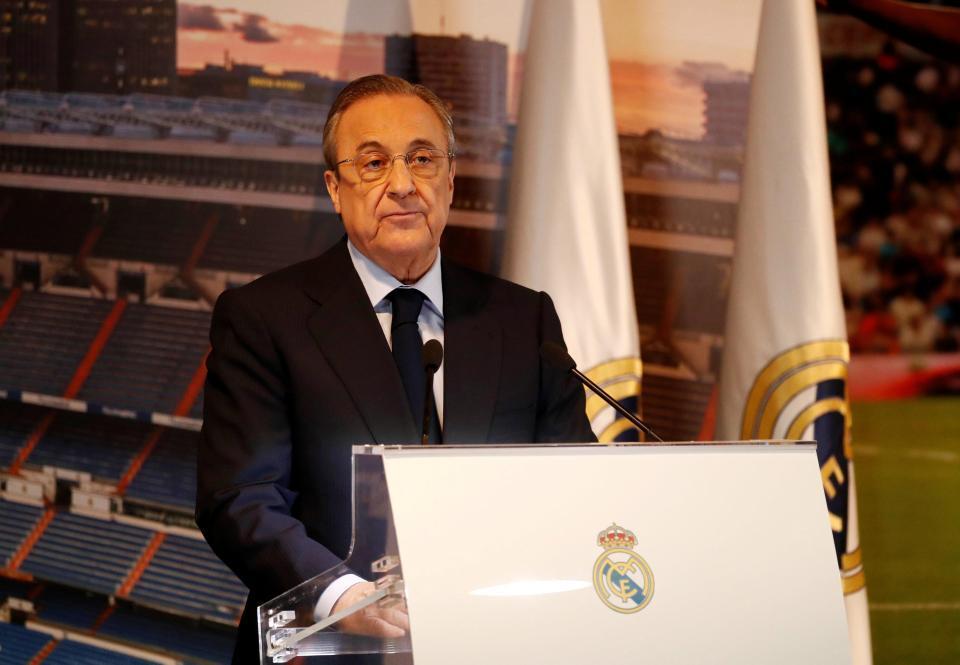 Real Madrid đại náo chuyển nhượng với hầu bao 372 triệu Euro