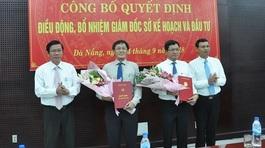 Đà Nẵng có tân Giám đốc Sở Kế hoạch - Đầu tư