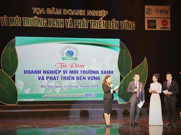 Lee&Man- doanh nghiệp vì môi trường xanh và phát triển bền vững