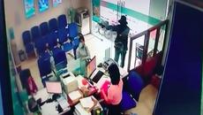 Bắt nghi phạm dùng súng cướp ngân hàng ở Tiền Giang