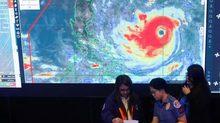 Philippines gồng mình đối đầu siêu bão Mangkhut