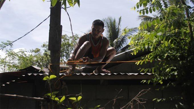 Philippines gồng mình lo đối đầu siêu bão Mangkhut