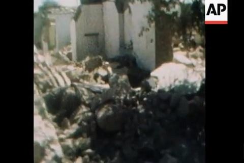 Đại địa chấn cướp đi sinh mạng của hơn 11.000 người