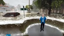 Dự báo khủng khiếp về siêu bão Florence tàn phá nước Mỹ