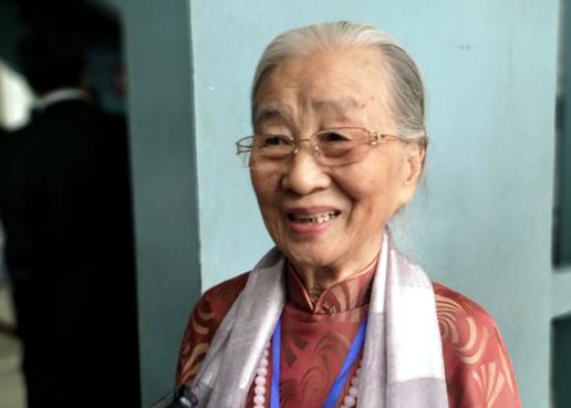 Xuất thân hoàng gia, nghệ nhân 84 tuổi 'truyền đạo' ẩm thực