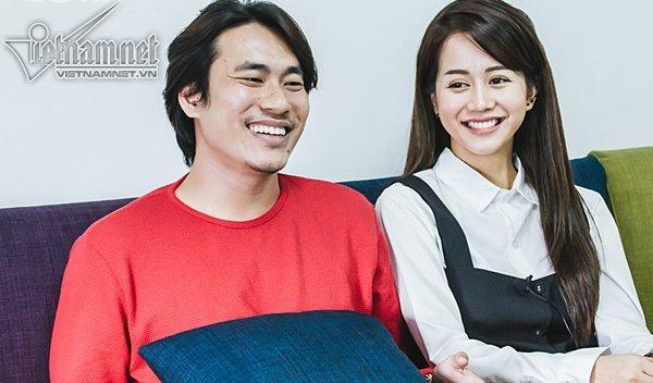 Kiều Minh Tuấn và An Nguy khẳng định yêu nhau thật.