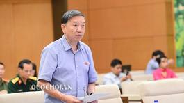 Bộ trưởng Tô Lâm: Án kinh tế, tham nhũng đạt kết quả rõ nét, được coi là điểm sáng