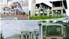 Bangkok xây 300km đường sắt đô thị: Giấc mơ tàu điện Hà Nội bao giờ?