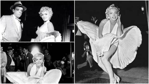 Lai lịch bức ảnh mê hoặc của Marilyn Monroe