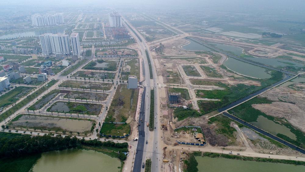 đường nghìn tỷ,Hà Nội