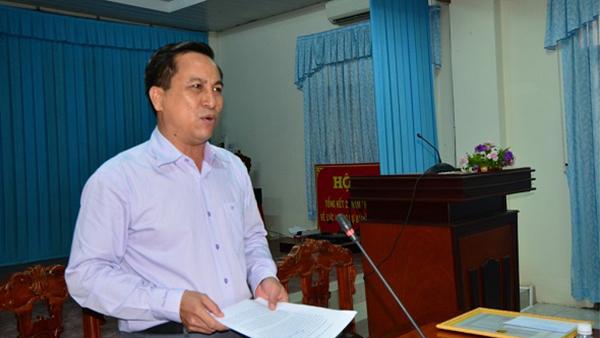 Cách chức,Trà Vinh,UB Kiểm tra TƯ