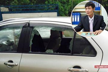 Kỹ sư Lê Văn Tạch chỉ ra điểm yếu, đạo chích chỉ cần vài giây đập vỡ kính ô tô