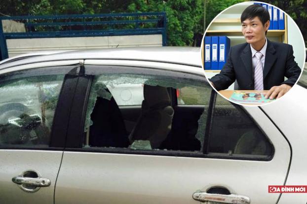 đập kính ô tô,Kỹ sư Lê Văn Tạch