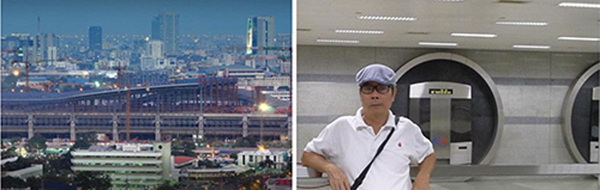Thái Lan,đường sắt đô thị