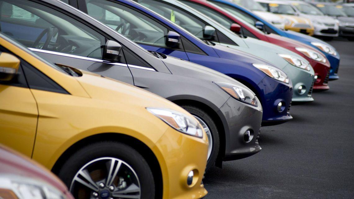 lãi suất tăng,vay tiền mua ô tô,mua ô tô