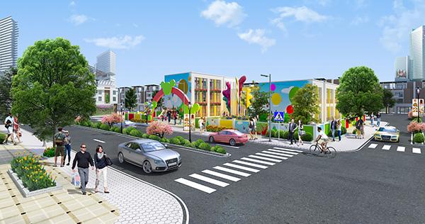 5 yếu tố khiến Eco Town Long Thành hút khách