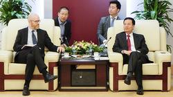 Lãnh đạo Facebook cam kết hợp tác chặt chẽ với Chính phủ Việt Nam