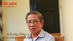 """GS Nguyễn Minh Thuyết: """"Tôi không vừa đá bóng vừa thổi còi"""""""