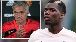 """Mourinho: """"Pogba muốn rời MU, hãy gặp trực tiếp tôi mà nói"""""""