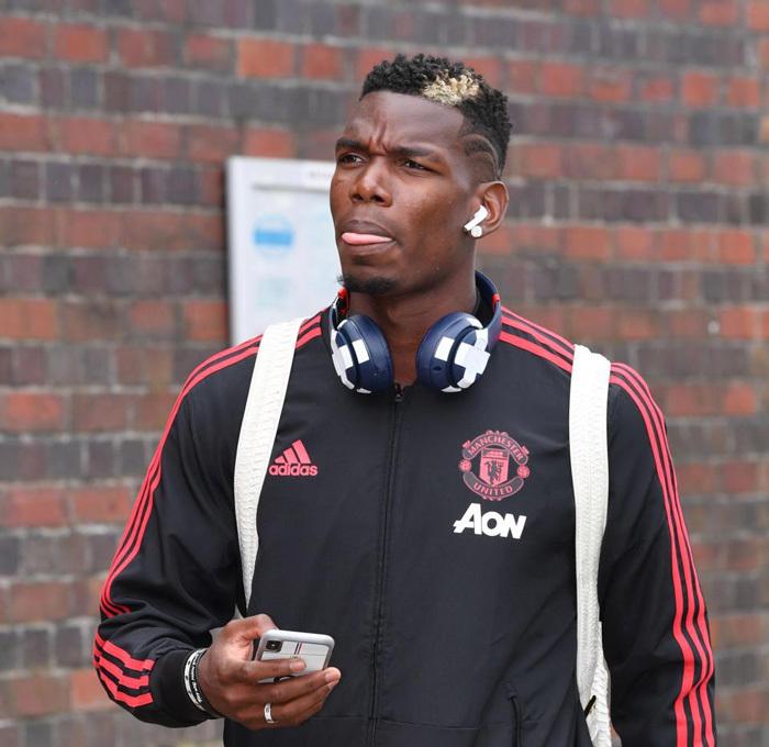 Mourinho: 'Pogba muốn rời MU, hãy gặp trực tiếp tôi mà nói'