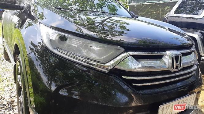 Hết gỉ sét, Honda CR-V 2018 lại dính thêm lỗi liên quan đến đèn pha