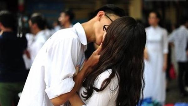 quan hệ tình dục,vị thành niên,dậy thì